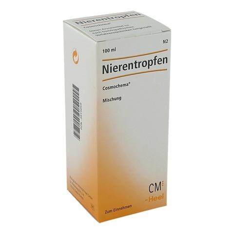 NIERENTROPFEN Cosmochema 100 Milliliter N2