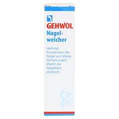 GEHWOL Nagelweicher 15 Milliliter - Rückseite