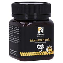 MANUKA HONIG 250 Gramm - Vorderseite