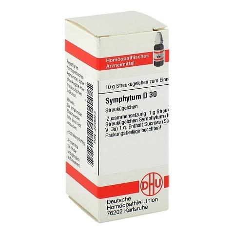 SYMPHYTUM D 30 Globuli 10 Gramm N1