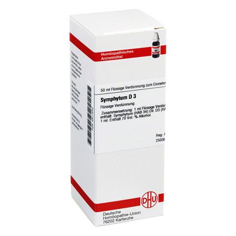 SYMPHYTUM D 3 Dilution 50 Milliliter N1