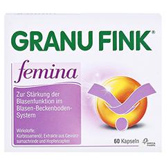 GRANU FINK femina 60 St�ck - Vorderseite