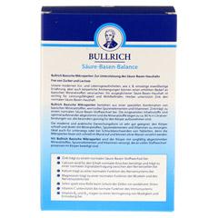 BULLRICH SBB Basische Mikroperlen Granulat 28 St�ck - R�ckseite
