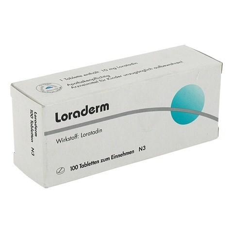 Loraderm 100 Stück N3