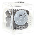 INVISIBOBBLE Haargummi chocolate brown 3 St�ck