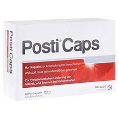 POSTI CAPS Hartkapseln 60 Stück