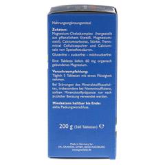 GRANDELAT MAG 60 MAGNESIUM Tabletten 360 St�ck - Rechte Seite