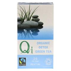 DETOX kleiner Kur Tee Filterbeutel 25x1.6 Gramm - Vorderseite