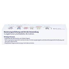 NOVIZIN immun Lutschtabletten 24 Stück - Unterseite