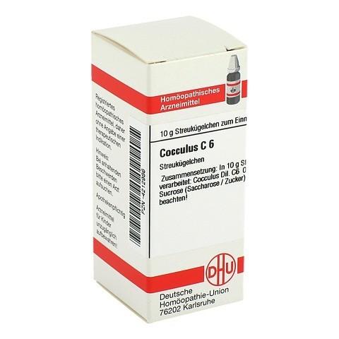 COCCULUS C 6 Globuli 10 Gramm N1