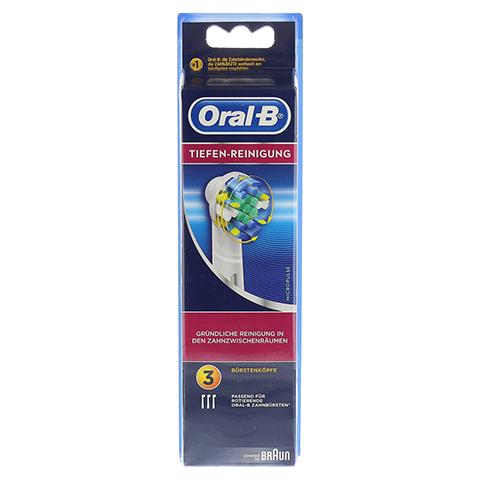 ORAL B Aufsteckbürsten Tiefen-Reinigung 3 Stück