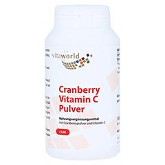 CRANBERRY PLUS C 400 mg Kapseln 180 Stück