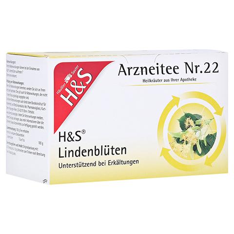 H&S Lindenblüten 20 Stück