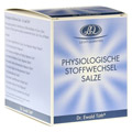 PHYSIOLOGISCHE Stoffwechsel Salze Dr.T�th