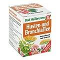 Bad Heilbrunner Husten- und Bronchial Tee N 8 St�ck