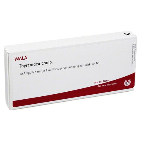 THYREOIDEA COMP. Ampullen 10x1 Milliliter N1
