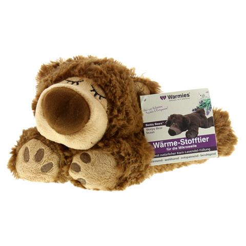 WÄRME STOFFTIER Sleepy Bear braun 1 Stück