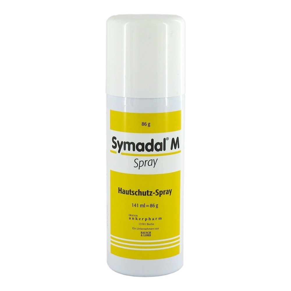 symadal m spray 86 gramm online bestellen medpex. Black Bedroom Furniture Sets. Home Design Ideas
