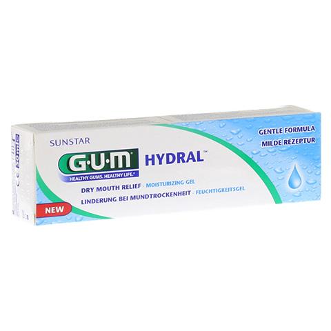 GUM HYDRAL Feuchtigkeitsgel 50 Milliliter
