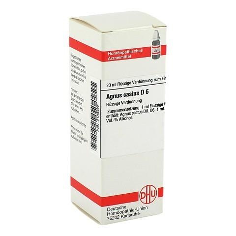AGNUS CASTUS D 6 Dilution 20 Milliliter N1
