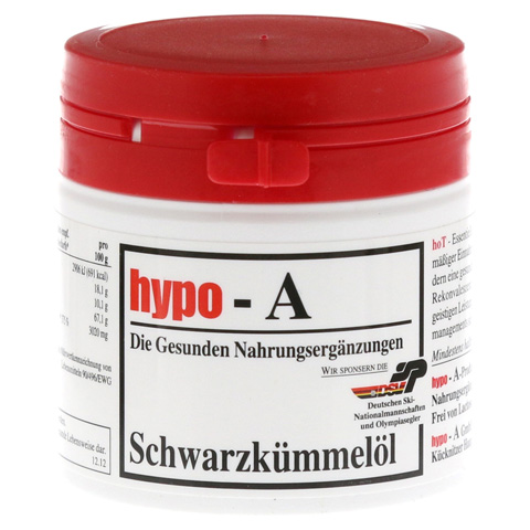 HYPO A Schwarzkümmelöl Kapseln 150 Stück