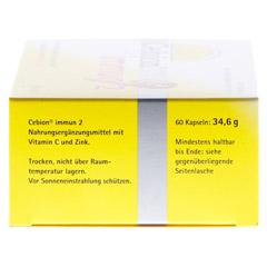 CEBION Immun 2 Kapseln 60 Stück - Rechte Seite
