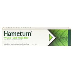 Hametum Wund- und Heilsalbe 200 Gramm - Vorderseite