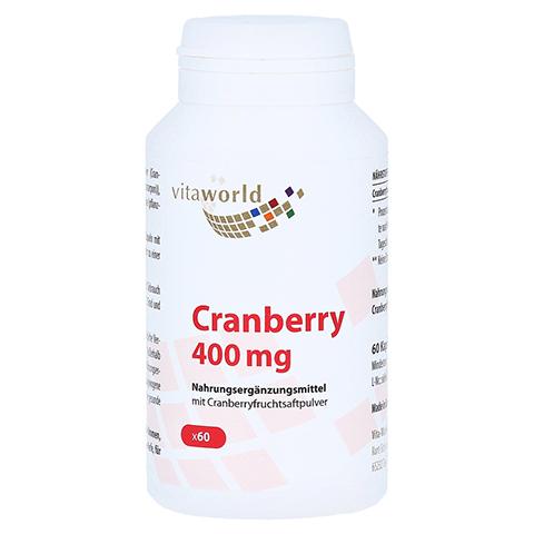 CRANBERRY 400 mg Kapseln 60 Stück