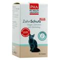 PHA ZahnSchutz Plus Pulver f.Katzen 60 Gramm