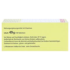 SUMMAVIT Tabletten 100 Stück - Oberseite