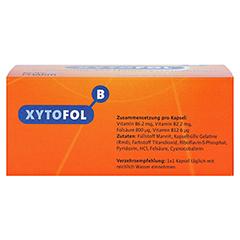 XYTO Fol B Kapseln 90 Stück - Oberseite