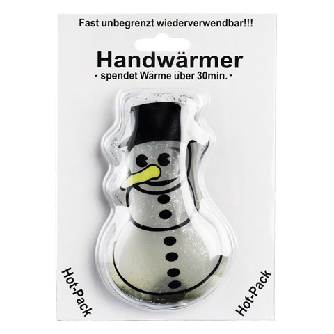 HANDW�RMER Schneemann KDA 1 St�ck