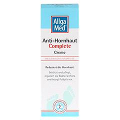 ALLGA MED Anti-Hornhaut Complete Creme 75 Milliliter - Vorderseite