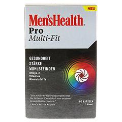 MEN'S HEALTH Pro Multi-Fit Kapseln 60 Stück - Vorderseite