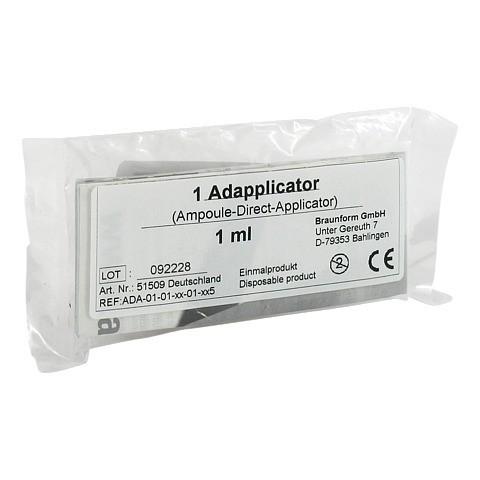 ADAPPLICATOR 1 ml 1 Stück