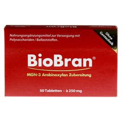 BIOBRAN 250 Tabletten 50 Stück - Vorderseite