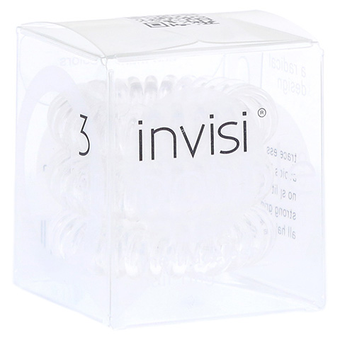 INVISIBOBBLE Haargummi crystal clear 3 St�ck
