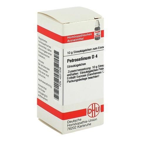 PETROSELINUM D 4 Globuli 10 Gramm N1