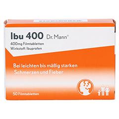 Ibu 400 Dr. Mann 50 Stück - Vorderseite