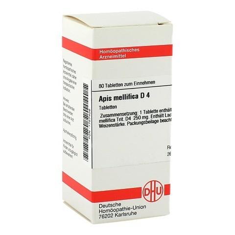 APIS MELLIFICA D 4 Tabletten 80 Stück N1