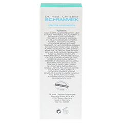 Dr. Schrammek Special Regulating Cream 50 Milliliter - Rückseite