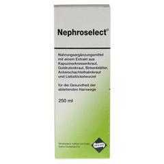 NEPHROSELECT 250 Milliliter - Vorderseite