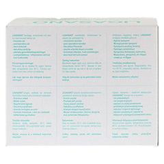 LIGASANO weiß Schlitzkompr.1x5x5 cm unsteril 20 Stück - Rückseite