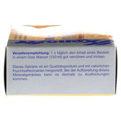 XENOFIT Magnesium+Vitamin C Btl. 20x4 Gramm - Linke Seite