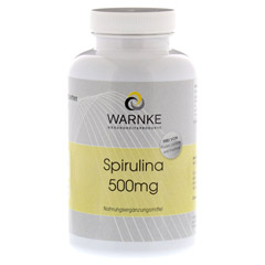 SPIRULINA 500 Tabletten 500 St�ck