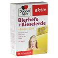 DOPPELHERZ Bierhefe+Kieselerde Tabletten 30 St�ck