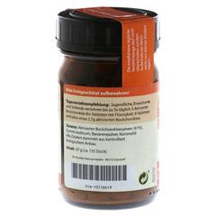 BOCKSHORNKLEE aktiviert Tabletten 135 Stück - Rückseite