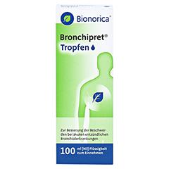 Bronchipret Tropfen 100 Milliliter N3 - Vorderseite