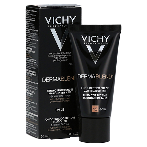 VICHY DERMABLEND Make-up 45 30 Milliliter