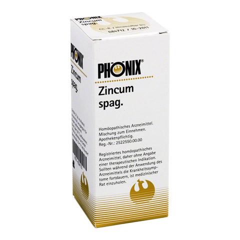 PHÖNIX ZINCUM spag. Tropfen 100 Milliliter N2